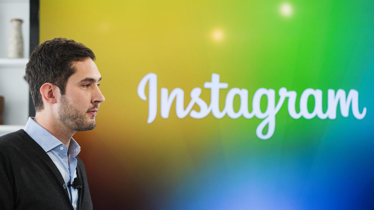 kevin systrom instagram