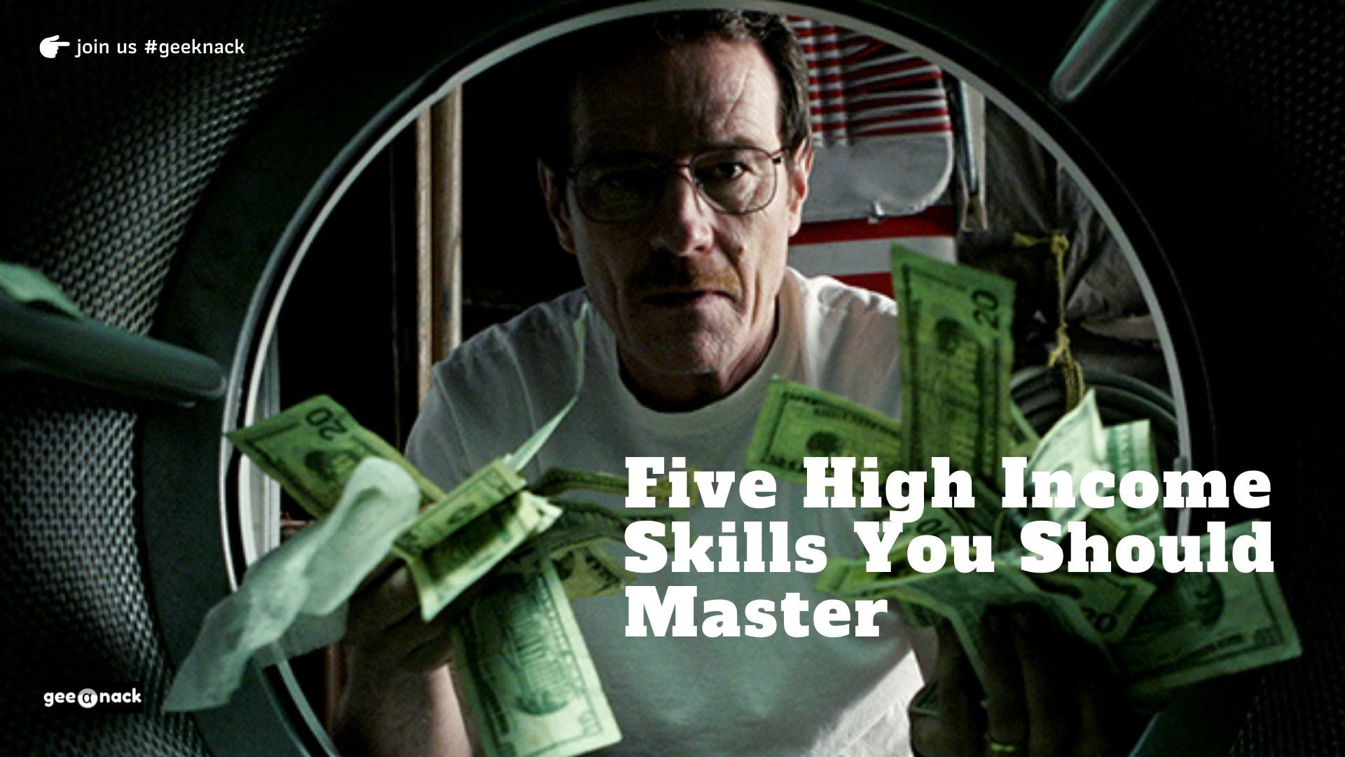 Five High Income Skills You Should Master