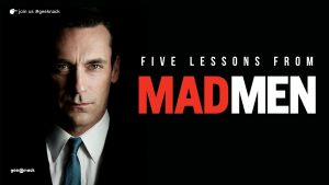Five Lessons From Mad Men cover