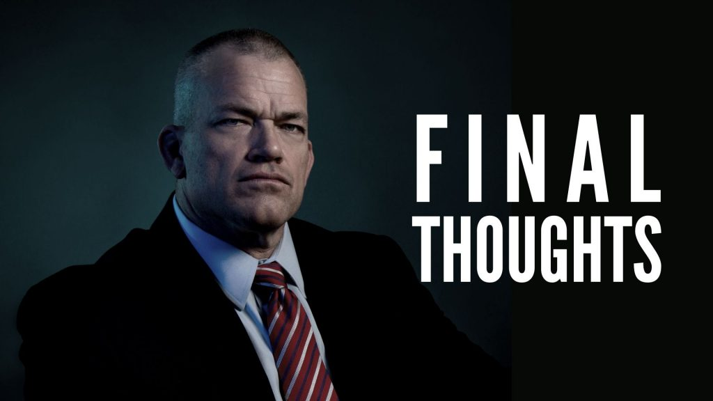 What I Learned From Jocko Willink Final Thoughts