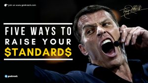 Five Ways To Raise Your Standards cover
