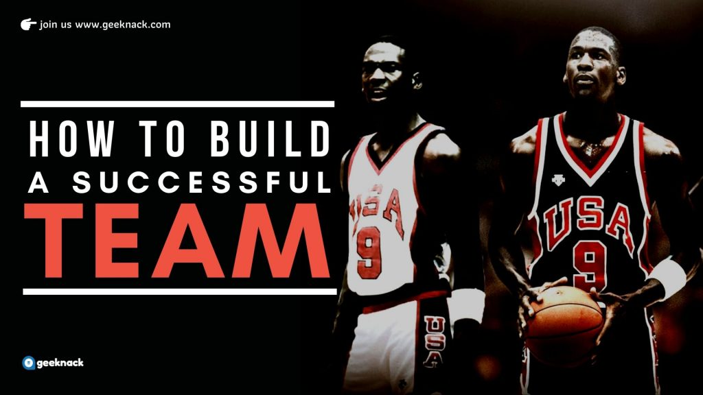 How To Build a Successful Team cover