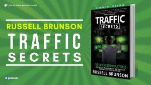 Russell Brunson Traffic Secrets cover
