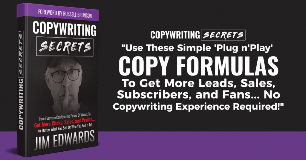 copywriting secrets order now