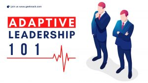Adaptive Leadership principles 101 cover
