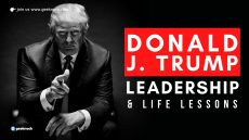 Donald Trump - Leadership Life Lessons cover