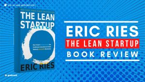 Eric Ries The Lean Startup Book Review cover