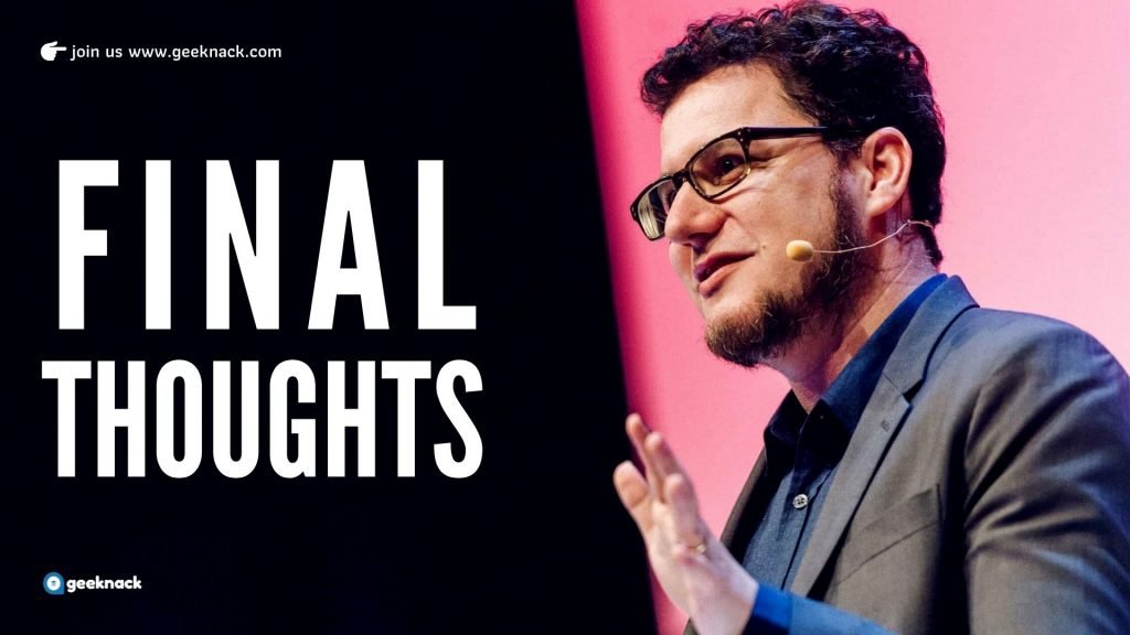 Eric Ries The Lean Startup Book Review Final Thoughts