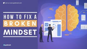 How To Fix a Broken Mindset cover