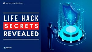 Life Hack Secrets Revealed cover
