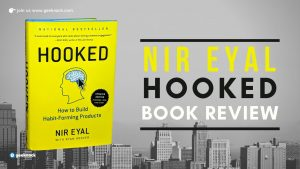 Nir Eyal Hooked Book Review cover