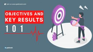 Objectives and Key Results (OKR) 101 cover