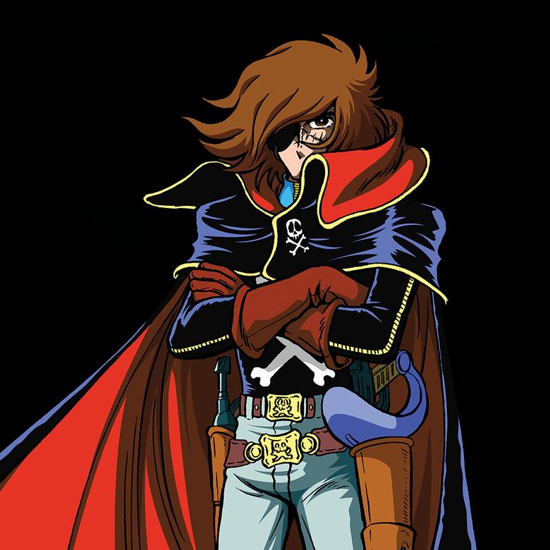albator avatar geeknack