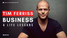 Tim Ferriss - Business And Life Lessons cover