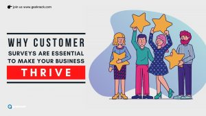Why Customer Surveys Are Essential To Make Your Business Thrive cover