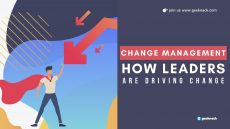 Change Management How Leaders Are Driving Change cover