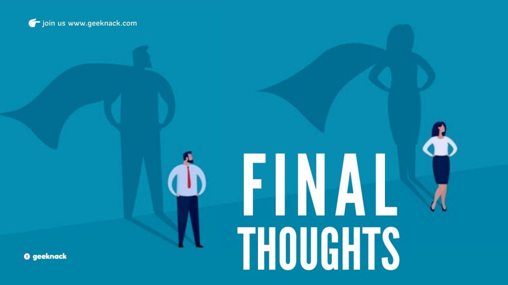Five Ways Leaders Shape Company Culture Final Thoughts