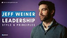 Jeff Weiner Leadership Style & Principles cover