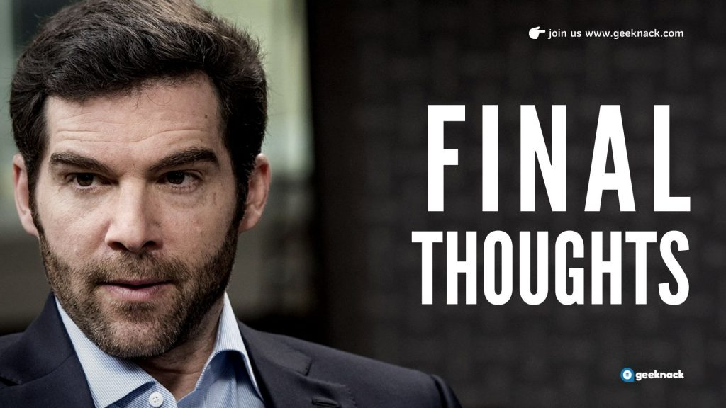 Jeff Weiner Leadership Style & Principles Final Thoughts