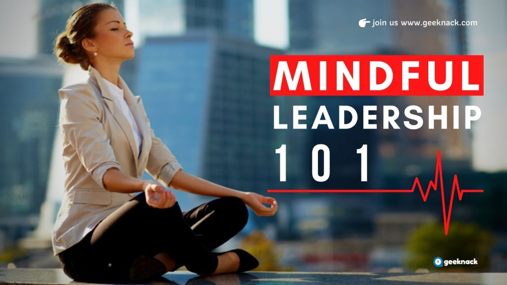 Mindful Leadership 101 cover