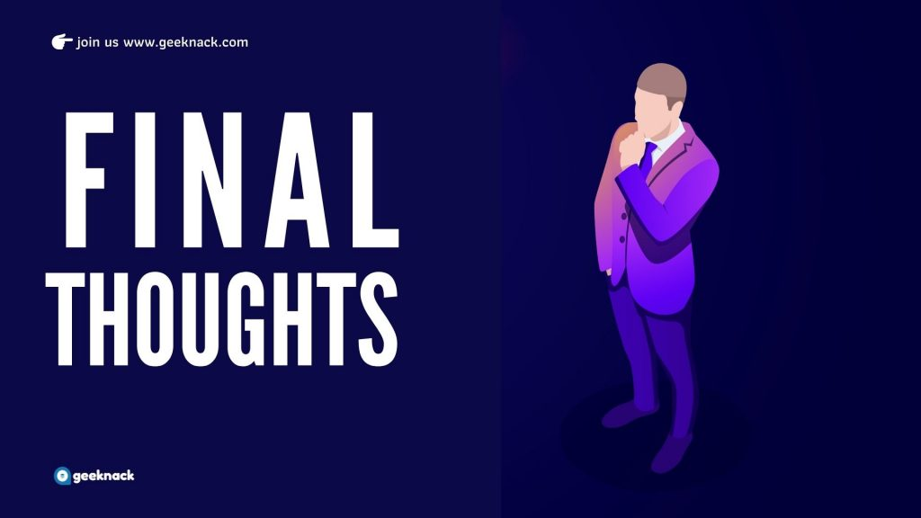 Seven Leadership Soft Skills Every Leader Needs To Be Successful Final Thoughts