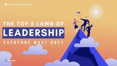 The Top Five Laws Of Leadership Everyone Must Obey cover