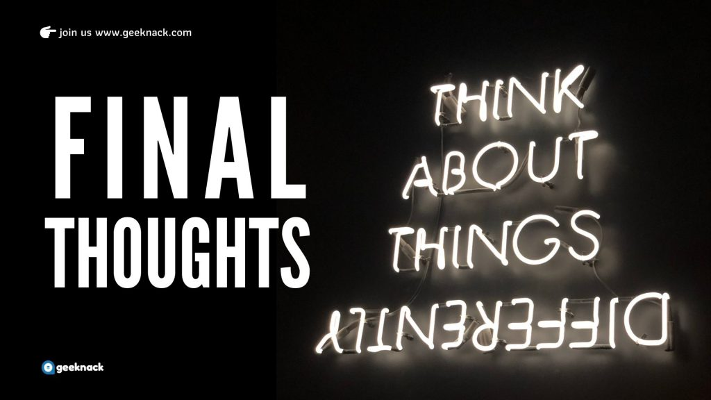 Seven Leadership Insights To Ignore At Your Own Risk Final Thoughts