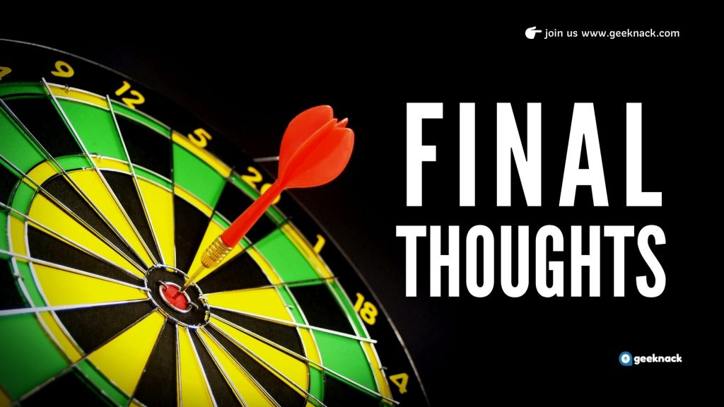 Top Leadership Qualities That Lead To Success - Final Thoughts