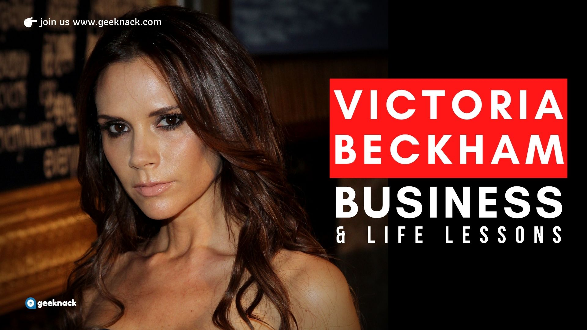 Victoria Beckham - Business & Life Lessons cover