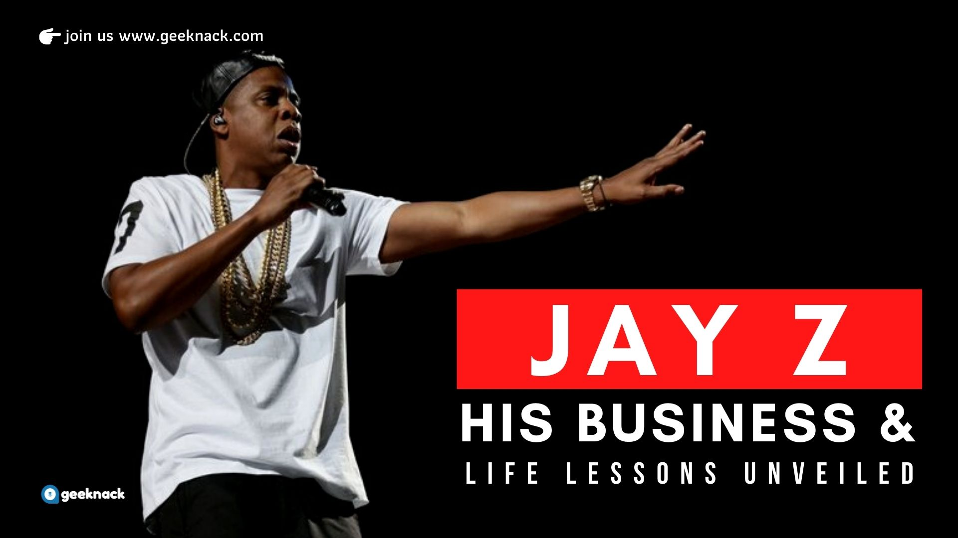 Jay Z - His Business & Life Lessons Unveiled