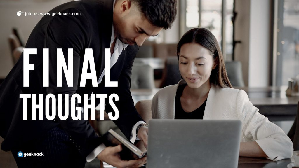 My Proven Strategies To Sharpen Your Leadership Negotiation Skills Final Thoughts