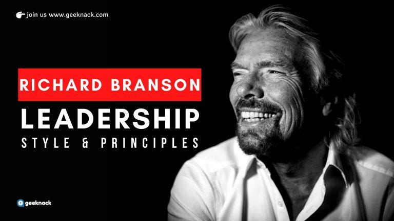 Richard Branson - Leadership Style & Principles