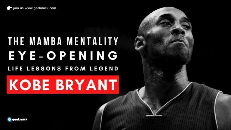 The Mamba Mentality_ Eye-opening Life Lessons From Legend Kobe Bryant