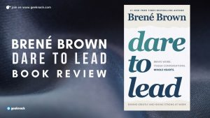 Brené Brown - Dare To Lead Book Review