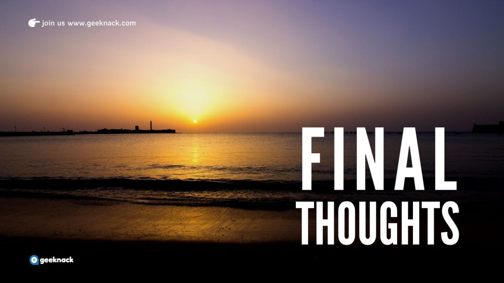 How to Let Things Go Gracefully And Keep Moving Forward In Your Life Final Thoughts