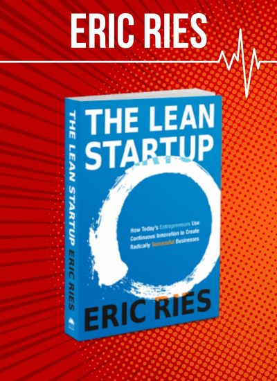 Eric Ries The Lean Startup cover