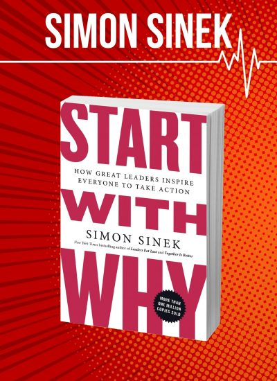 Simon Sinek Start With Why cover